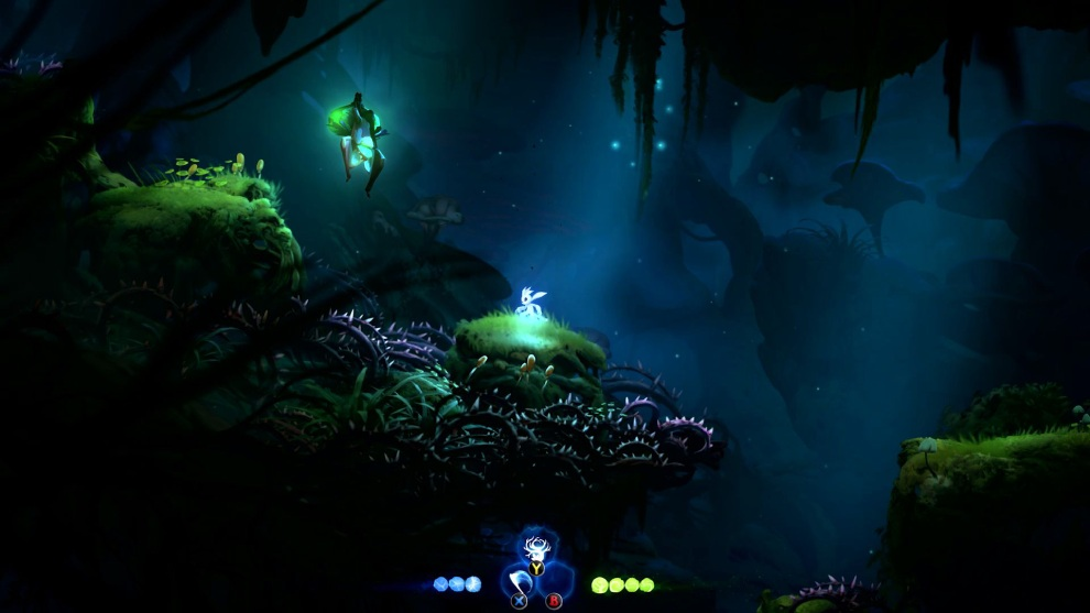¡Acompáñanos en las primeras horas de gameplay de Ori and the Will of the Wisps!