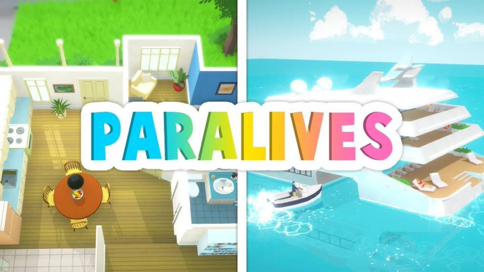 Paralives the sims