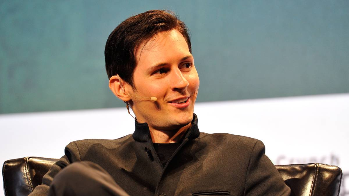 Pavel Durov iPhone 12