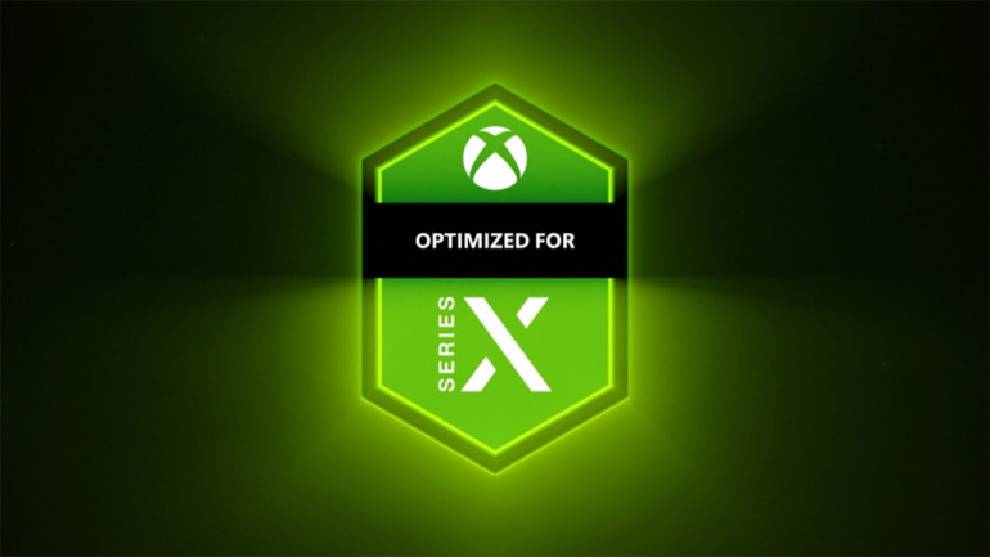 Portada juegos optimizados a Xbox Series X