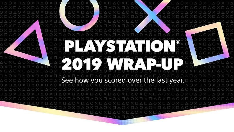 Logo PlayStation Wrap Up