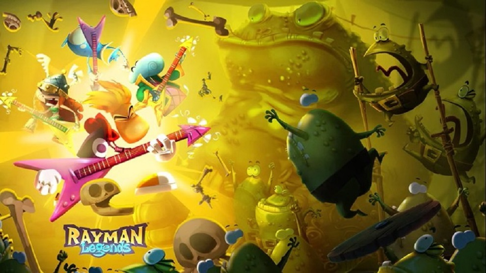 Rayman Legends está gratuito para PC