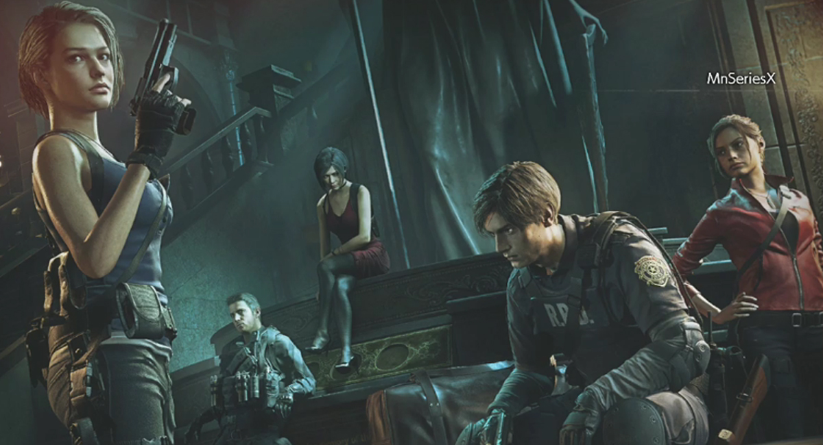 Resident Evil Re:Verse: Ya está disponible la beta cerrada