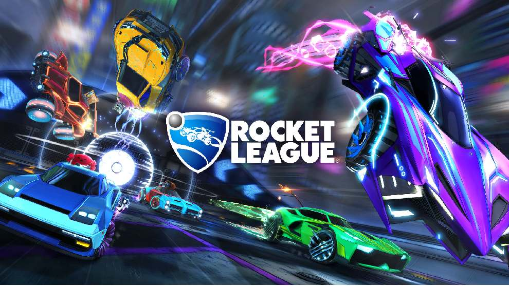 portada de Rocket League