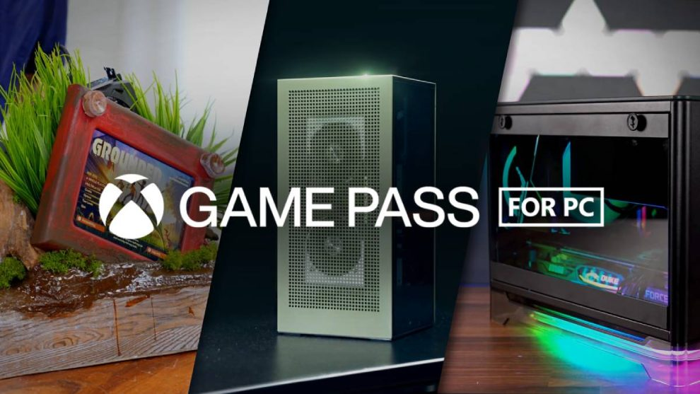 Rumores xbox game Pass