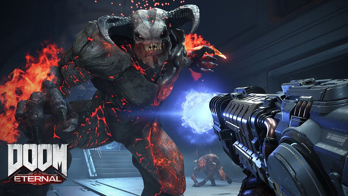 Doom Eternal, unas de las grandes ofertas del Black Friday de PlayStation