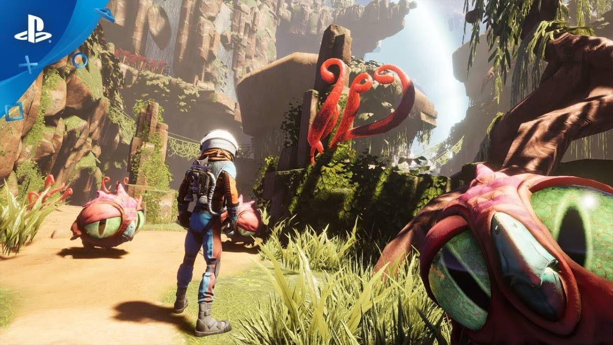 Stadia ya no le da soporte a Journey to the Savage Planet