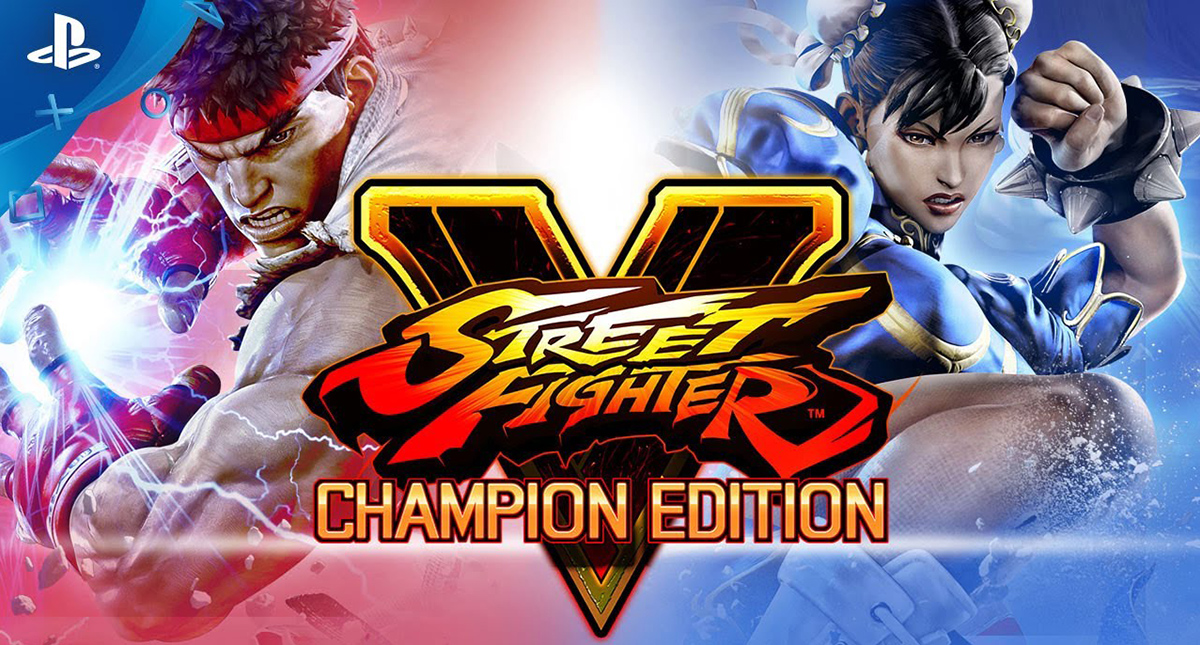 Street Fighter V Champion Edition gratis en PlayStation 4