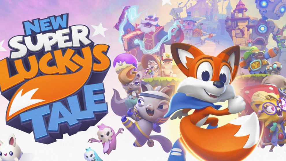 New Super Lucky's Tale disponible en Playstation