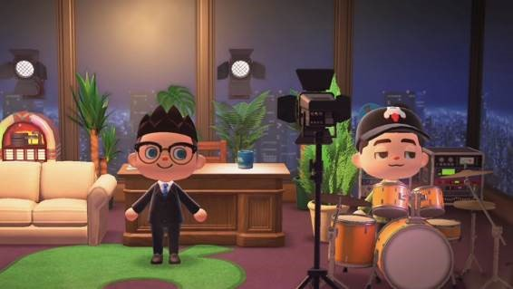 "Guionista de Star Wars lanza ""talk show"" en Animal Crossing"