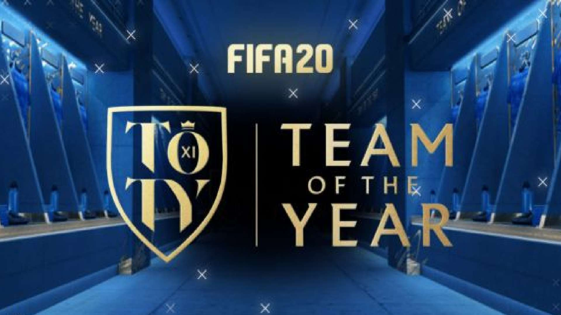 Conoce los jugadores del Team of the Year de FIFA 20