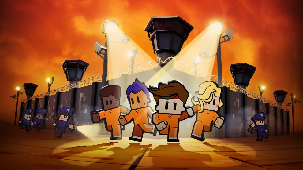 The Escapists 2 y Pathway llegan gratis a la Epic Games Store