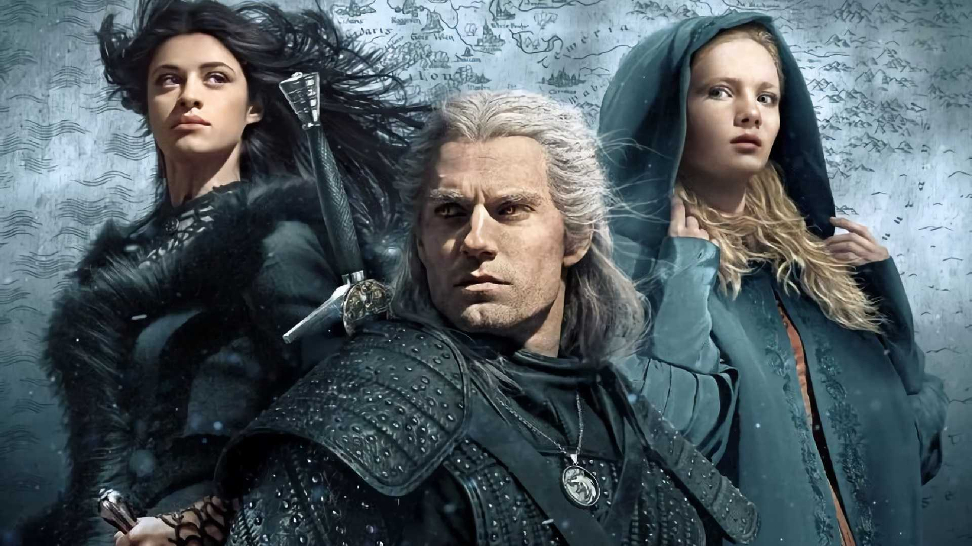 The Witcher serie