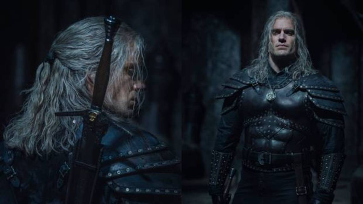 the witcher rodaje