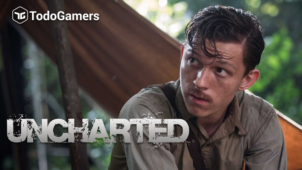 Tom Holland / Uncharted