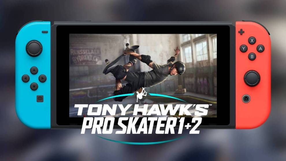 Tony Hawks Pro Skater Nintendo Switch