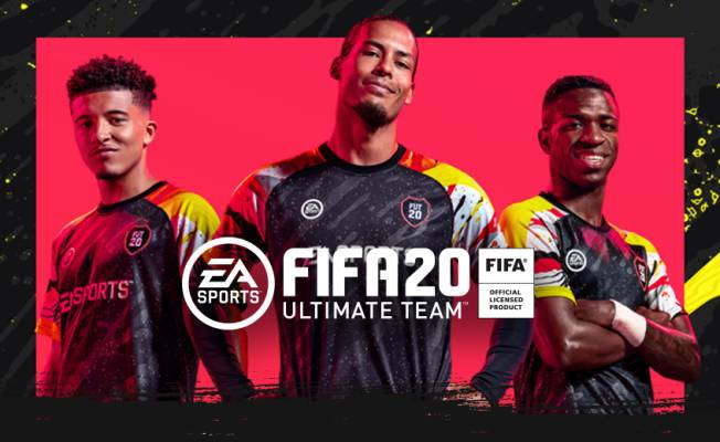 Ultimate team FIFA 20