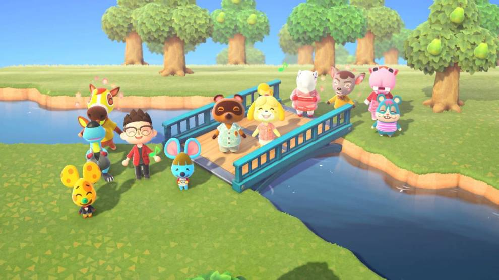 Ventas digitales animal crossing