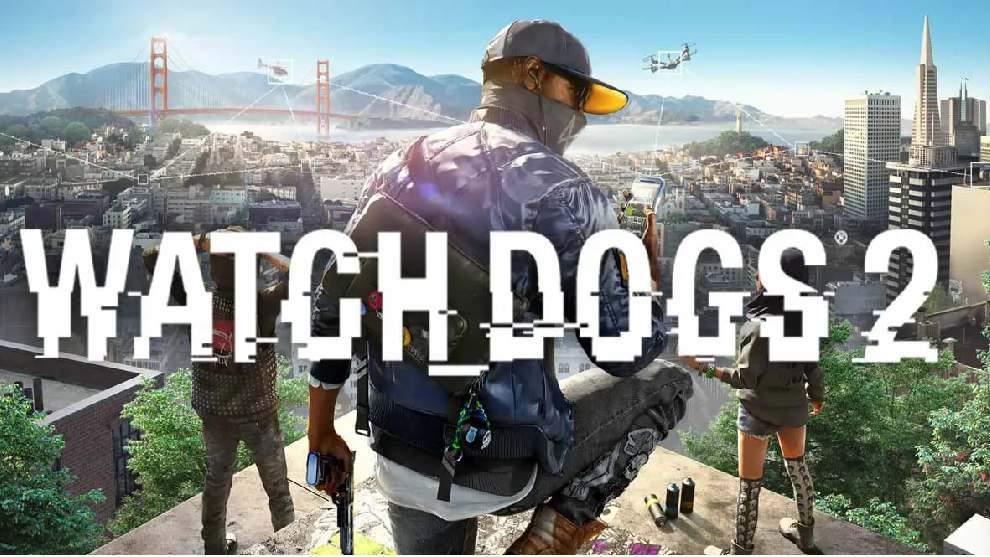 Portada de Watch Dogs 2