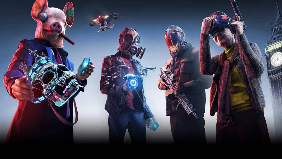 Watch Dogs: Legion confirmó su fechaje para el modo multijugador