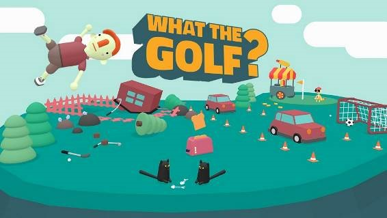 What the golf? llegará a Nintendo Switch