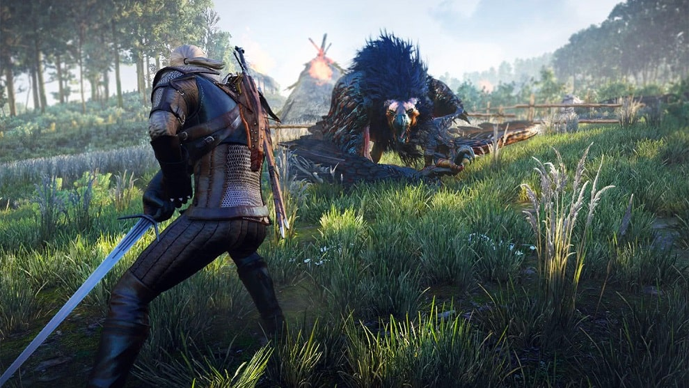 The Witcher 3 llegará a Series X y PS5