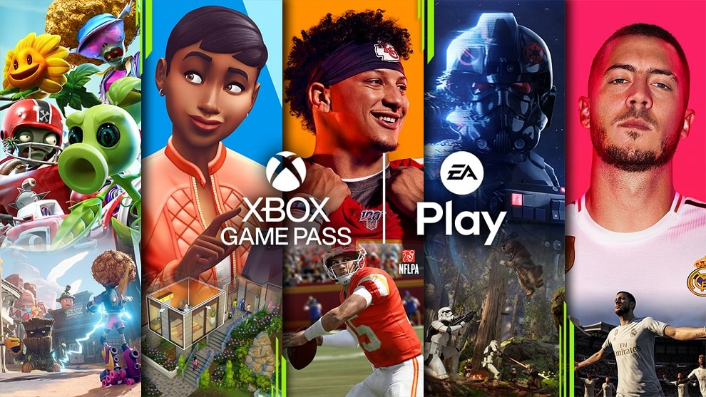 EA Play se une a Game Pass de Xbox